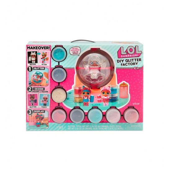 Игровой Набор С Куклой L.O.L. - Фабрика Волшебства
