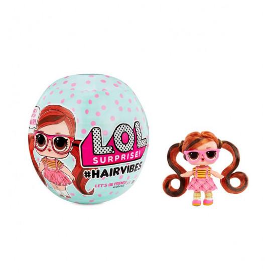 """Ігровий набір з лялькою L.O.L SURPRISE! S6 W1 серії Hairvibes"""" - МОДНІ ЗАЧІСКИ"""""""