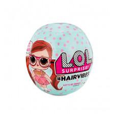 """Игровой набор с куклой L.O.L SURPRISE!.S6 W1 серии Hairvibes"""" - МОДНЫЕ ПРИЧЕСКИ"""""""