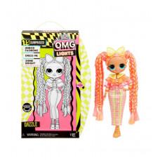 Игровой набор с куклой L.O.L. Surprise! серии O.M.G. Lights - Блестящая Королева