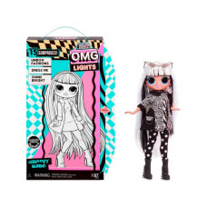 Игровой набор с куклой L.O.L. Surprise! серии O.M.G. Lights - Прекрасная Леди