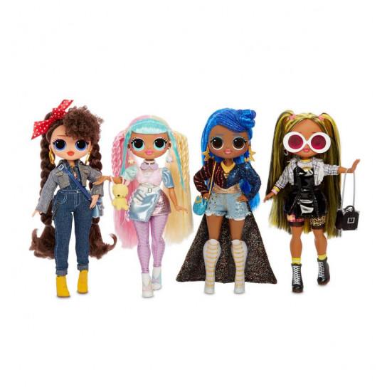 """Игровой набор с куклой L.O.L. SURPRISE! серии O.M.G"""" S2 - ТЕХНО-ЛЕДИ"""""""