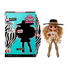 Игровой набор с куклой L.O.L. Surprise! серии O.M.G  S3 Леди-Босс