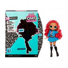 Игровой набор с куклой L.O.L. Surprise! серии O.M.G  S3 - Отличница