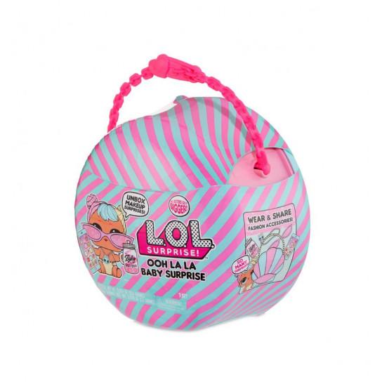 """Игровой набор с куклой L.O.L. SURPRISE! серии """"Ooh La La Baby Surprise"""" - БЕБИ БОН-БОН (с аксесс.)"""