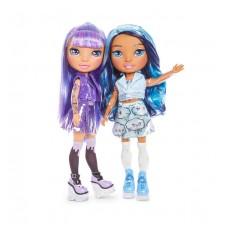 Ігровий Набір З Лялькою Серії «Poopsie Rainbow Girls» - Фіолетова Або Блакитна Леді