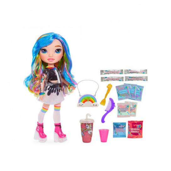 Игровой набор с куклой серии «Poopsie Rainbow Girls» – РАДУЖНАЯ ИЛИ РОЗОВАЯ ЛЕДИ
