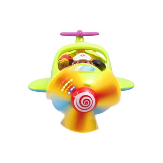 Игровой Набор - Самолет-Путешественник (Русский)
