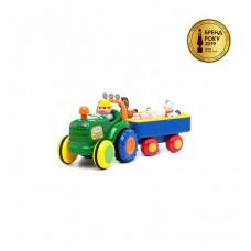 Ігровий Набір - Трактор Фермера (Озвуч. Рос. Мовою)