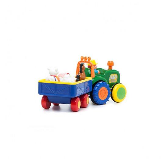 Игровой Набор - Трактор Фермера (Русский)