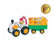Ігровий Набір - Трактор Сафарi (Озвуч. Рос. Мовою)
