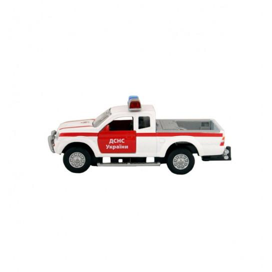 Игровой набор - ВОДНАЯ СЛУЖБА СПАСЕНИЯ (спецслужба, патрульный катер - свет, звук)