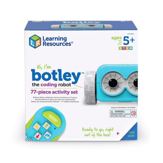 Ігровий Stem-Набір Learning Resources - Робот Botley (Іграшка-Робот, Що Програмується)