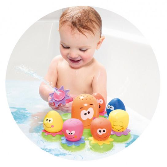 Игрушка для ванной Осьминоги
