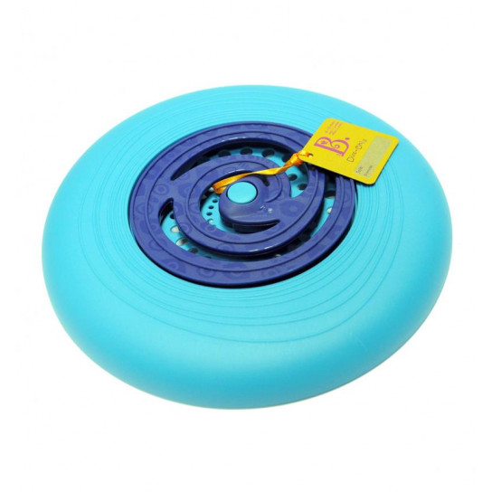 Игрушка - Фрисби (Цвет Морской-Океан)