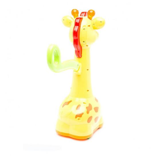 Игрушка-Каталка - Аккуратный Жираф