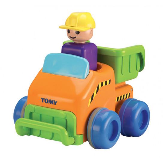 Инерционная игрушка Грузовичок