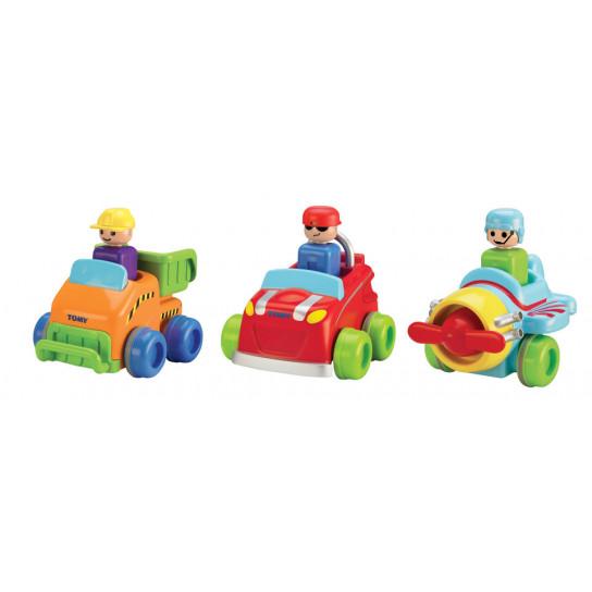 Инерционная игрушка Машинка