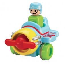 Инерционная игрушка Самолет Tomy (1012-1)