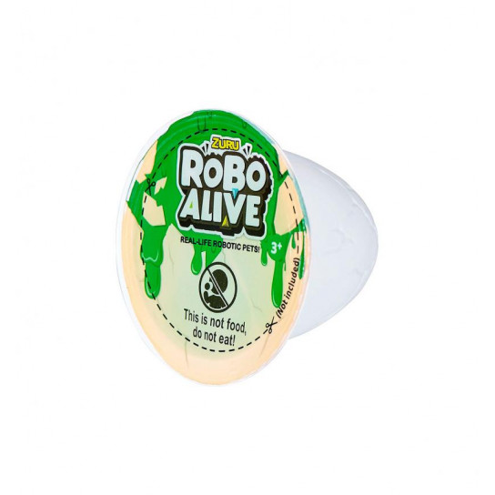 Интерактивная игрушка Robo Alive - Зелёный велоцираптор