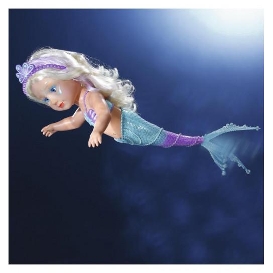Интерактивная Кукла Baby Born - Сестричка-Русалочка