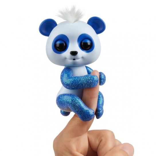 Интерактивная ручная панда Арчи (синяя)