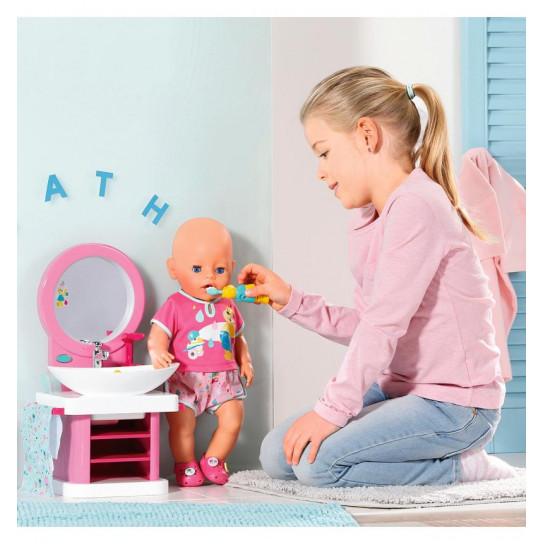 Интерактивный Умывальник Для Куклы Baby Born - Водные Забавы
