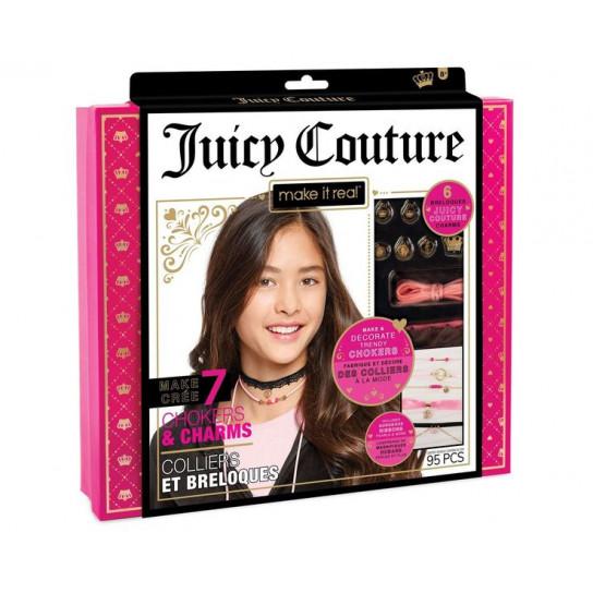 """Juicy Couture: Набор для создания украшений: """"Элегантные чокеры"""""""