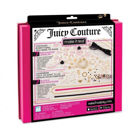 """Juicy Couture: Набор для создания украшений """"Волшебный кулон"""""""