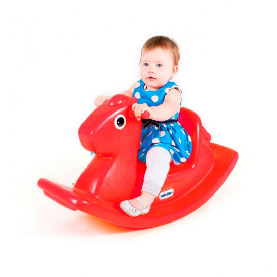 Качалка - Веселая лошадка (красная)