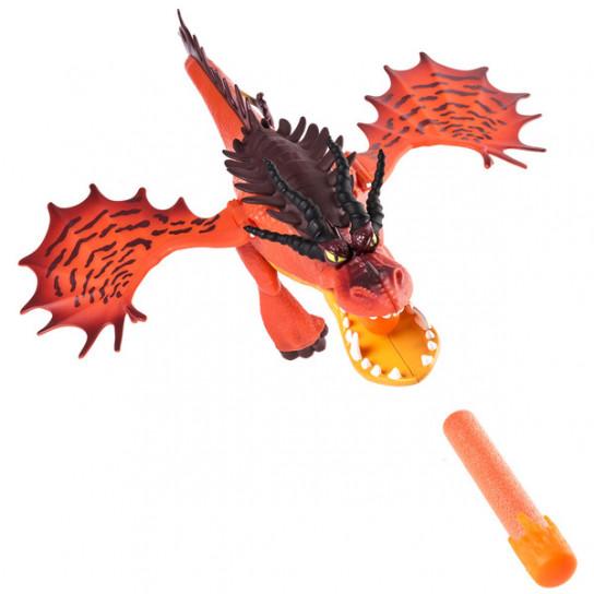Как приручить дракона 2: дракон-бластер Кривоклык