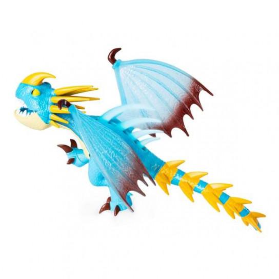 Как приручить дракона 3: фигурка де-люкс дракона Громгильды со световыми и звуковыми эффектами