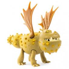Как приручить дракона 3: коллекционная фигурка дракона Сардельки с механической функцией