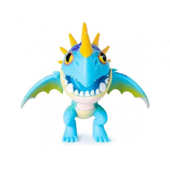 Как приручить дракона 3: мини-дракон Громгильда, что светится под водой