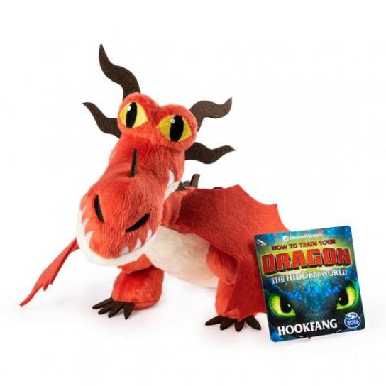 Как приручить дракона 3: мягкий дракон Кривоклык