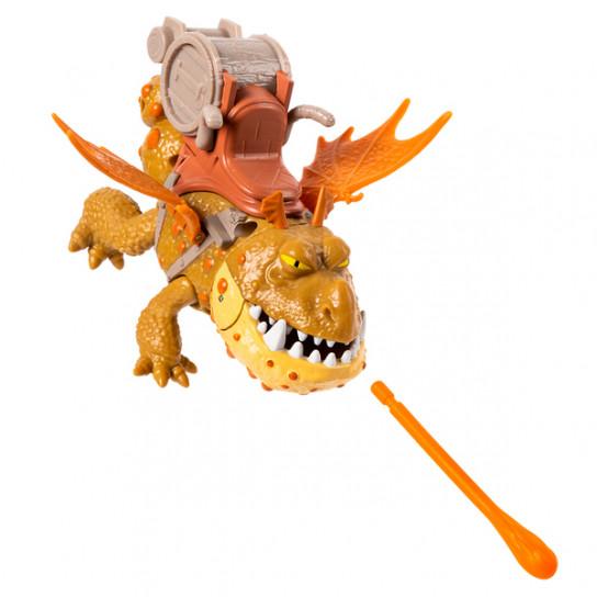 Как приручить дракона 3: набор из дракона Сардельки и виккинга Рыбьенога