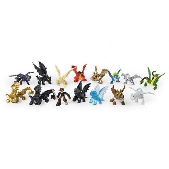 Как приручить дракона: коллекционая фигурка Беззубик атакующий
