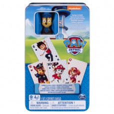 Карточная игра Щенячий Патруль с эксклюзивной фигуркой