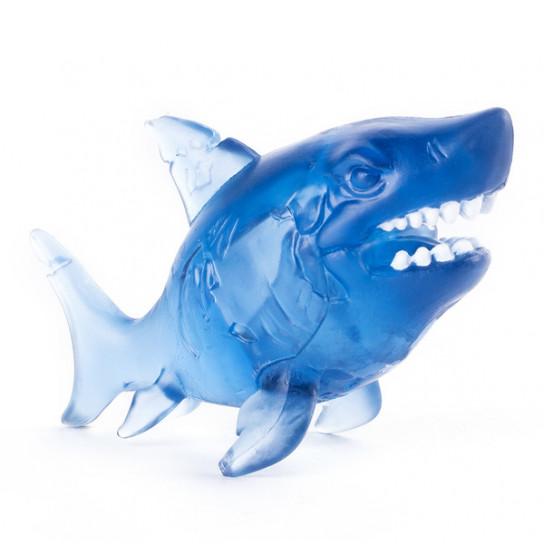 Коллекционная мини-фигурка (5 см): акула-призрак