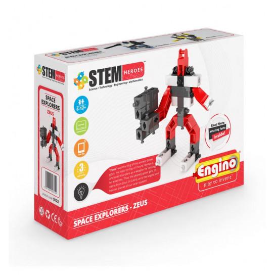 Конструктор Stem Heroes - Исследование Космоса: Зевс