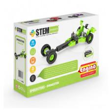 Конструктор Stem Heroes - Спортивні Автомобілі: Драгстер