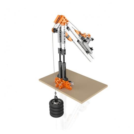 Конструктор Stem - Механика: Колеса, Оси И Наклонные Плоскости