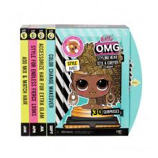 """Кукла-манекен L.O.L SURPRISE! серии O.M.G."""" - КОРОЛЕВА ПЧЕЛКА"""""""