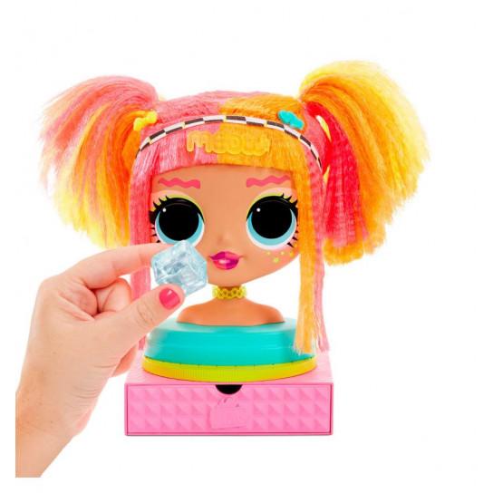 """Кукла-манекен L.O.L SURPRISE! серии O.M.G."""" - ЛЕДИ НЕОН"""""""