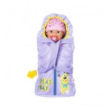 Люлька-переноска для ляльки BABY born 2 в 1 - Дитячі сни