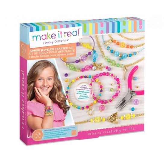 """Make it Real: Большой набор для создания уникальных украшений """"Юная леди"""""""