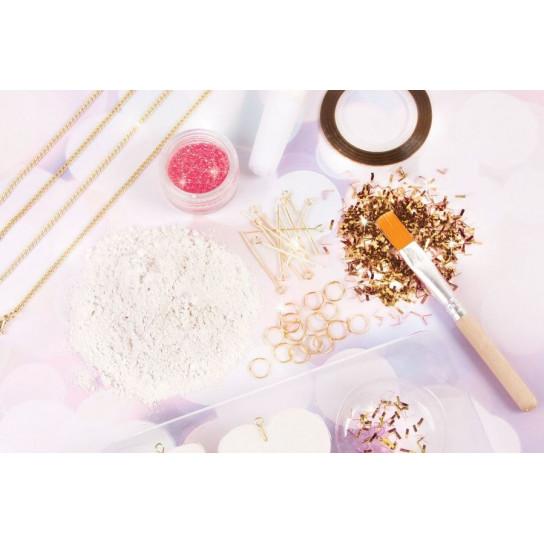 Make it Real: Набор для создания украшений «Сверкающие кулоны»