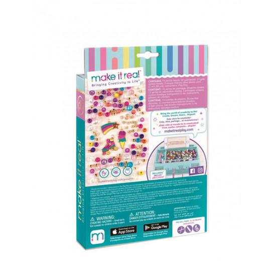 Make it Real: Набор для создания украшений «Цветная мечта»