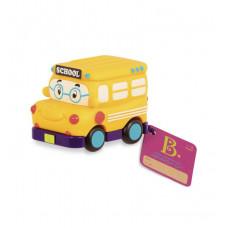 Інерційна Машинка - Шкільний Автобус