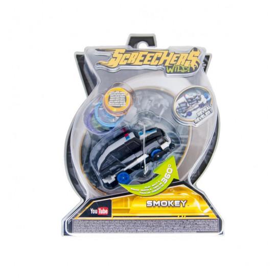 Машинка-Трансформер Screechers Wild! L 2 - Смокі